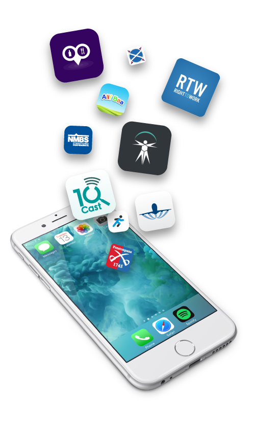 Our app development portfolio