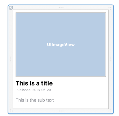 UICollectionView with JSON via URLSession & URLRequest